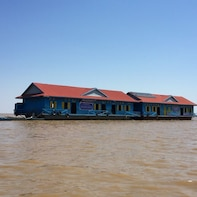 Tonle Sap & Siem Reap Highlights Private Full-Day Tour