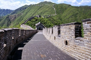 Mutianyu Great Wall And Forbidden City group tour