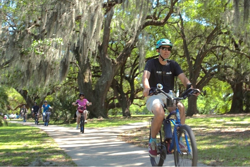 Show item 1 of 3. Creole Orleans Electric Bike Tour