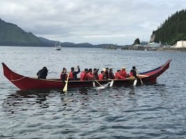 Tlingit Canoe and Cultural Experience