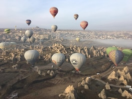 Experience Balloon Flying without Flying