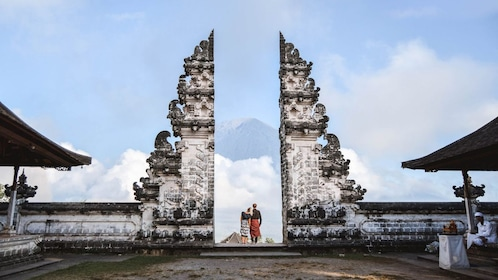 See The Gate of Heaven at Lempuyang Temple in Bali