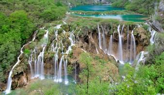 Plitvice Lakes (UNESCO SITE) and Ethno Village Rastoke