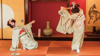 Geisha culture of Sakata, 2 days Shonai Self Guided Tour