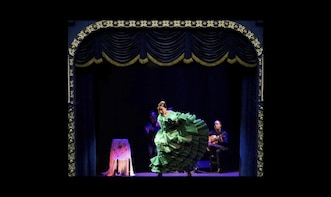 Flamenco show and tapas in Triana