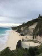 Bermuda coastal and woodland Adventure Hike