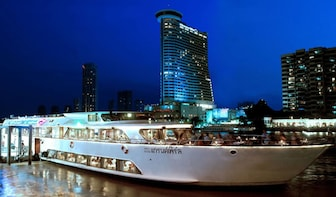 Grand Pearl Sunset Cruise & Optional Return Hotel Transfers