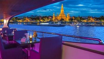 Grand Pearl Sunset Dinner Cruise