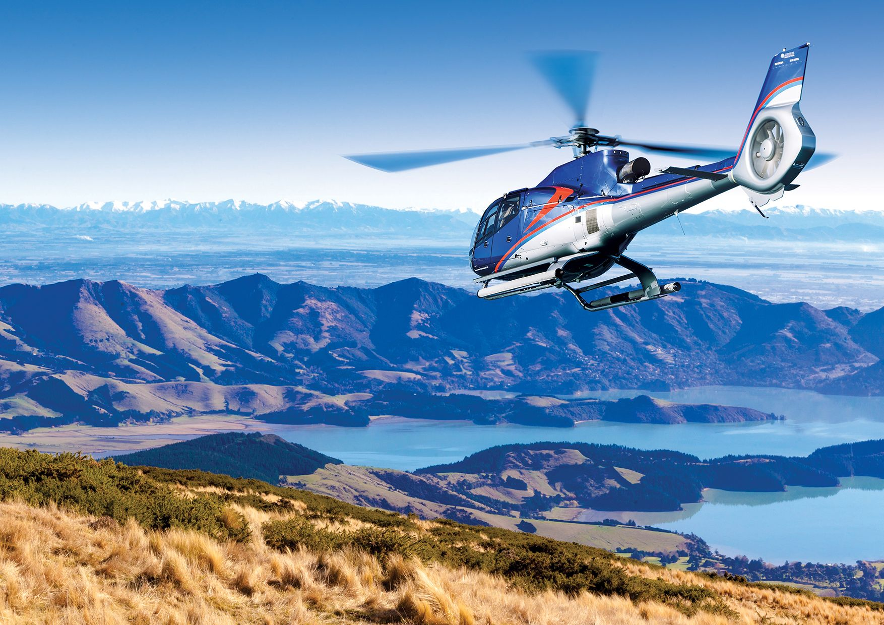 Southern Alps Explorer Helicopter Flight from Christchurch