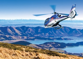 Mount Cook & Lord of the Rings Helicopter Flight