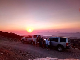 Uncharted Escapes Land Rover Sunset Safari Kos