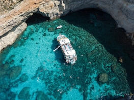 Gozo, Comino, Blue Lagoon & Caves: Full day sightseeing