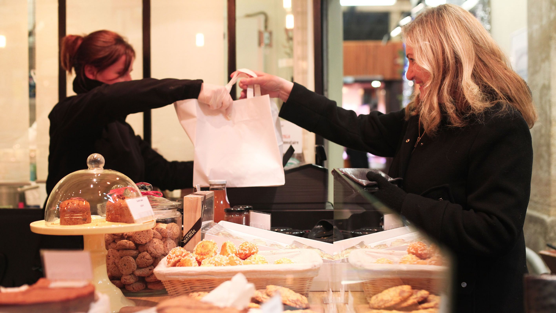 Morning Food Market Tour in Les Halles Paul Bocuse