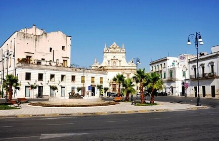 Galatina in Lecce, Italy