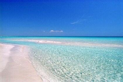 Beach in Sant'Isidoro, Italy