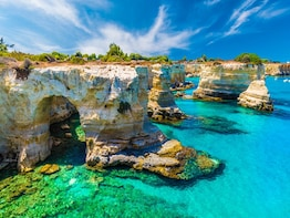 Beach tour, Salento Ionian Coast Tour from Lecce