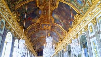 Versailles half day tour