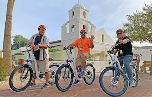 Electric Bike Tour of Scottsdale 1.5 Hours Small Groups