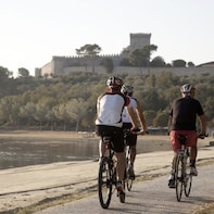 Cycling around Trasimeno Lake from Passignano