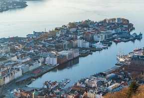 Bergen Like a Local: Customized Private Tour