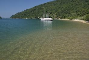 Paraty's Paradisac Islands Boat Tour