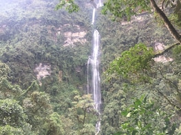La Chorrera Waterfall - Unique countryside experience close