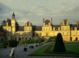 Fontainebleau half day tour