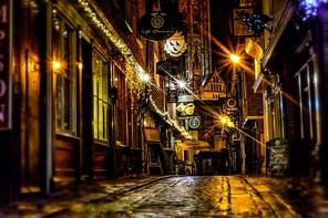 Hidden City Tour