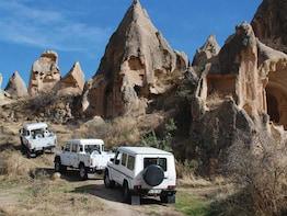 Half-day Jeep Safari in Cappadocia