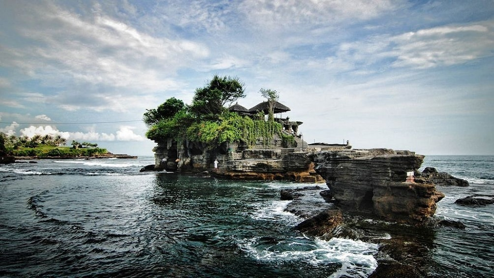 Show item 1 of 6. Half-Day: Taman Ayun, Monkey Forest, Coffee & Tanah Lot Tour
