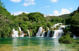 Private Excursion to National Park Krka and Sibenik