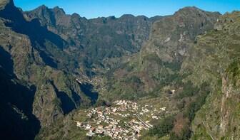 Nuns Valley - Funchal, Nuns Valley - Half Day Tour