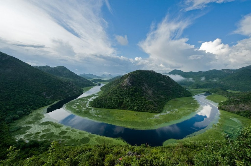 Show item 1 of 6. Private Excursion to National Park Skadar Lake