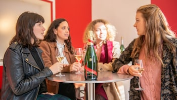 Small Group Champagne Guided Tour from Paris
