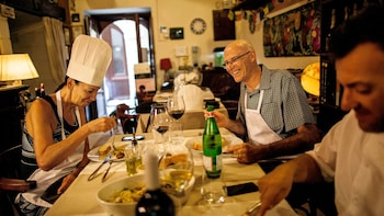 Siracusa: Cooking Class with the Chef