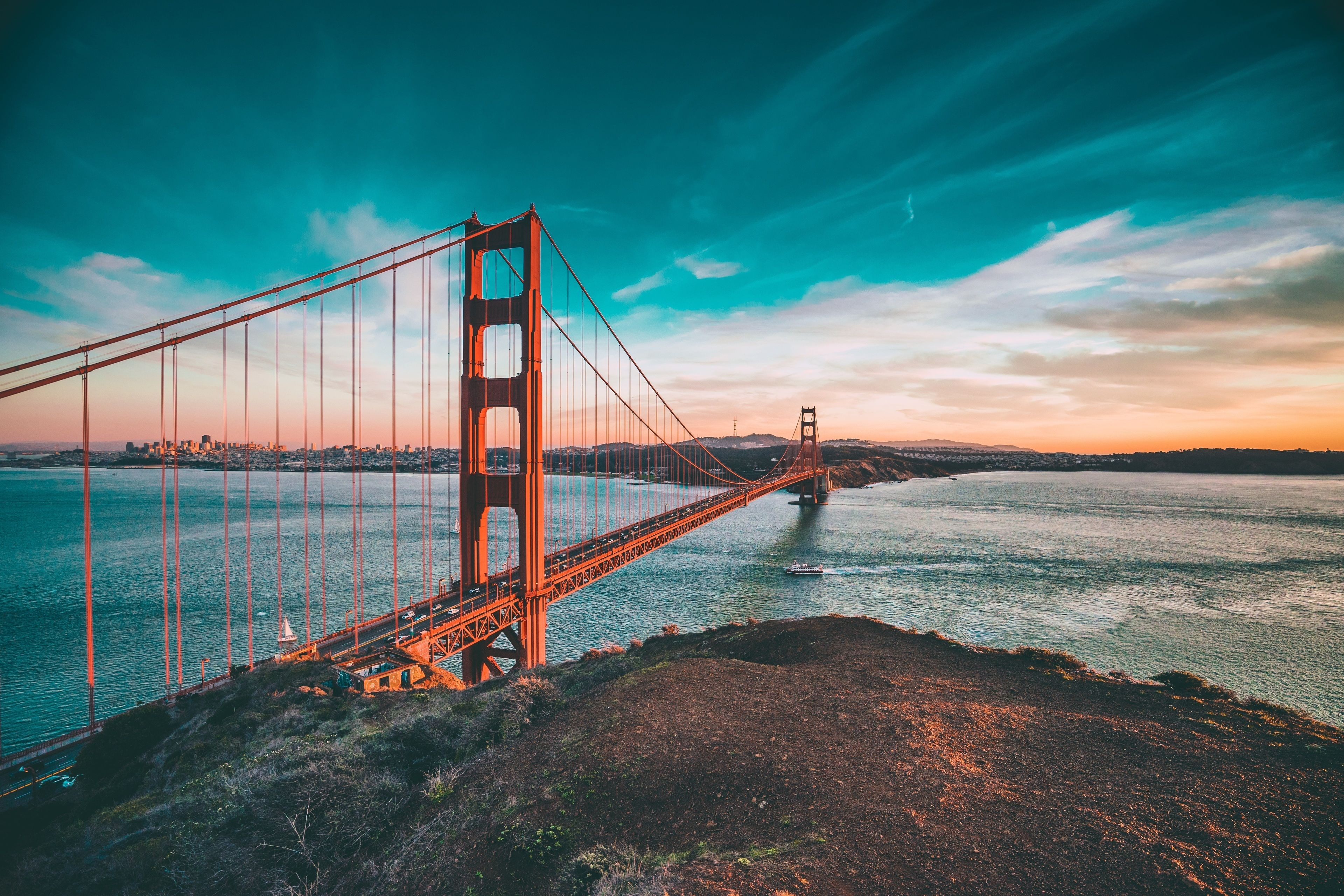 San Francisco Like a Local: Customised Private Tour