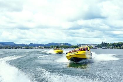 Katoa Jet & Mokoia Island Tour