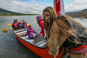 Voyageur Canoe Tour and Horseback Ride (with Lunch!)