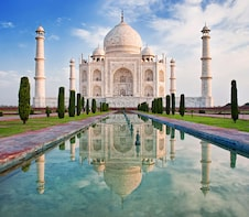 Private Sunrise Visit of Taj Mahal with Agra Fort