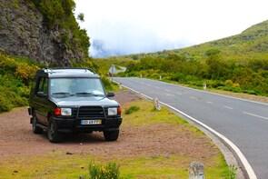 Porto Moniz 4x4 Jeep Excursion - Full Day Tour in Madeira