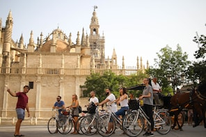 Guided Sightseeing Bike Tour Seville