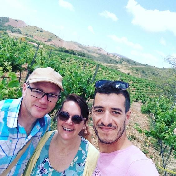 Show item 3 of 8. wine tasting tour
