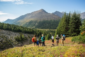 Hike Canada's Highest Pass