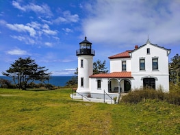 Whidbey Island & Deception Pass- Luxury Small Group Day Tour