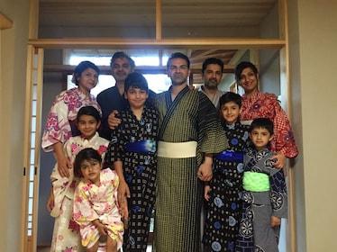 Experience Kimono in Kyoto!!