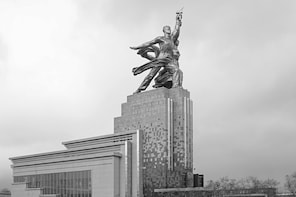 Soviet Moscow Historical & Heritage Private Half-Day Tour