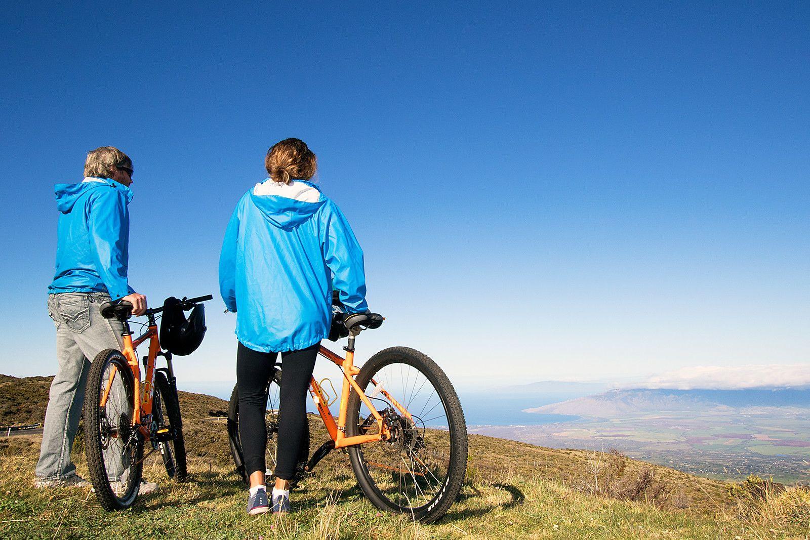 Haleakala Summit Best Self-Guided Bike Tour