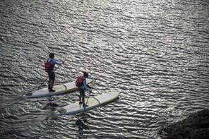 Paddle Boarding Experience in Portofino
