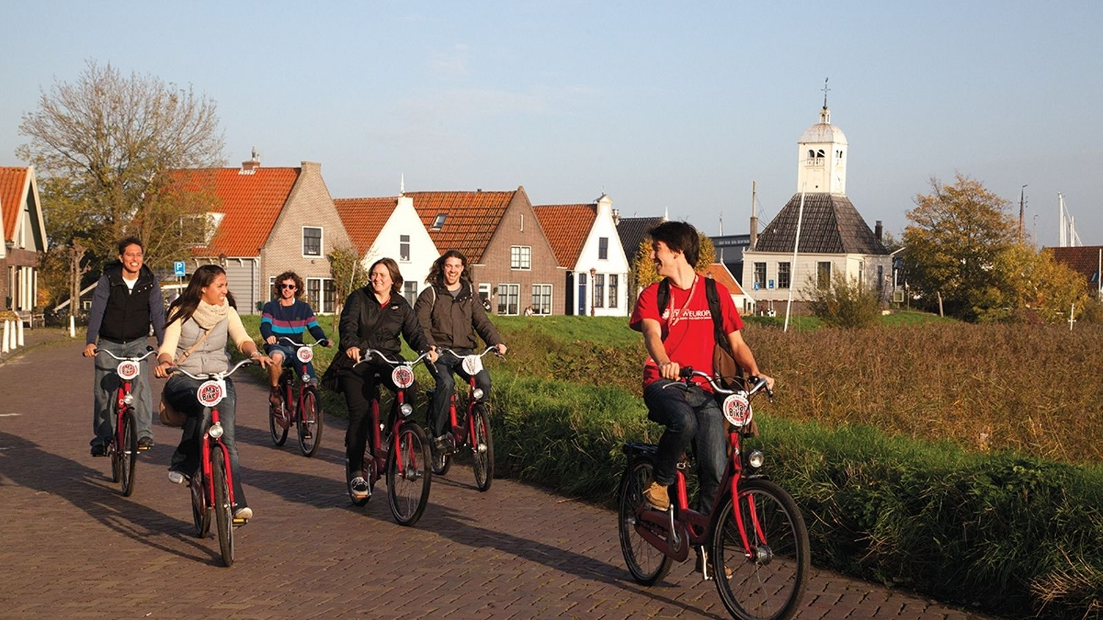 Dutch Countryside Bike Tour from Amsterdam