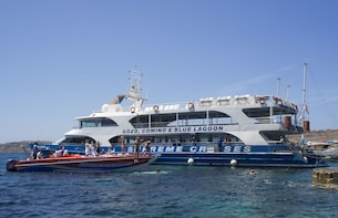 Gozo and Comino Blue Lagoon Cruise - with unlimited drinks